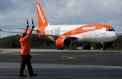 Greta get ready! EasyJet aims to become first major airline to operate net-zero carbon flights