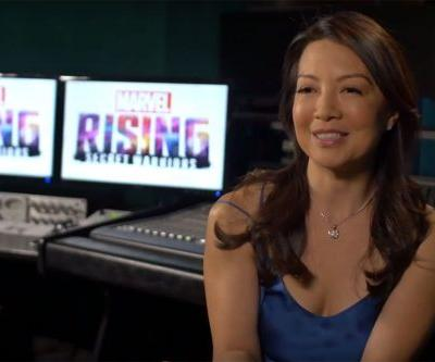 How 'Agents of S.H.I.E.L.D.' Star Ming-Na Wen Turned Evil for 'Marvel Rising: Secret Warriors'