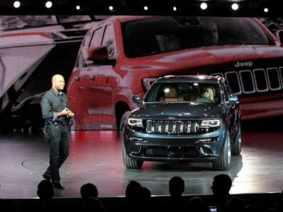 FCA's Design Boss Heroically Intervened At An Accident Scene, Using A Jeep