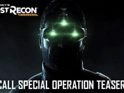 Ghost Recon Wildlands Special Operation Lets You Fight Alongside Sam Fisher
