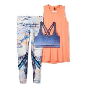 Stylist Exclusive: 7 Ways to Spring Clean Your Fitness Routine