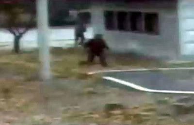 N. Korean defector's escape in dramatic chase & shooting caught on CCTV