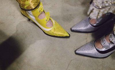 Fall 2018 Shoe Trends That Aren't Boots, Because You've Got Enough of Those