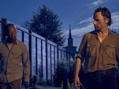 The Walking Dead: Rick and Morgan's Story Isn't Over Yet