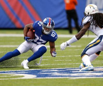NFL Week 11 inactives: Sterling Shepard out, Leonard Fournette to play