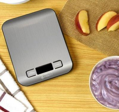 Why this $13 food scale is the unsung hero of my kitchen