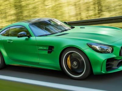 2018 Mercedes-AMG GT Recalled To Untangle Its Seat Belts