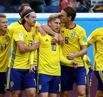 Sweden 1 Switzerland 0: Swedes dream thanks to Forsberg's moment of fortune