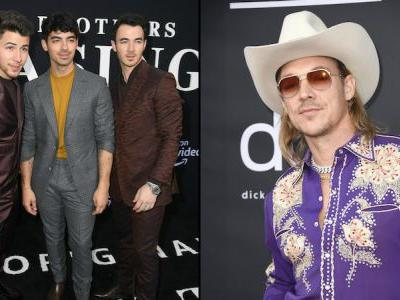 """The Jonas Brothers & Diplo's """"Lonely"""" Lyrics Will Give You The Feels"""
