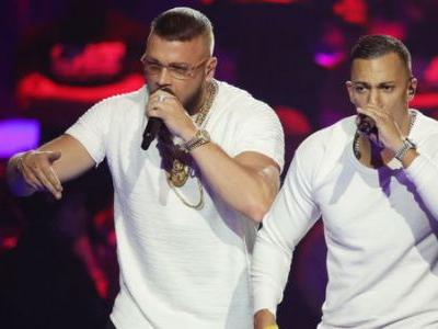 German Rappers Accused Of Anti-Semitism Win Major Music Prize