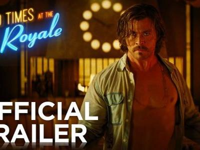 Bad Times at the El Royale Trailer and Poster Released!