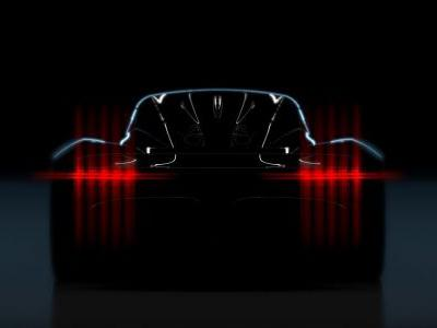 This Is Aston Martin's Latest Hypercar: Project 003