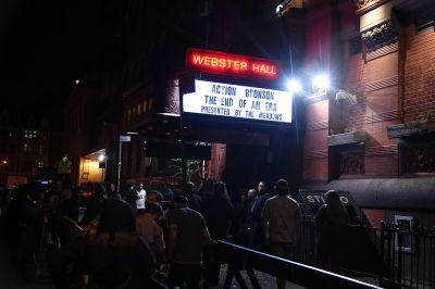 Webster Hall May Be Closed For Years, Change Its Name