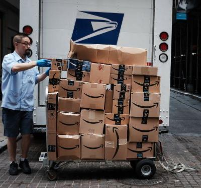 It's becoming clearer than ever that Amazon is developing a third-party logistics service to edge out FedEx and UPS now that Stamps has dumped the USPS