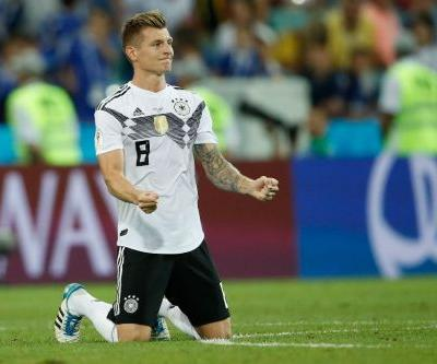 Kroos hits out at Germany's World Cup doubters