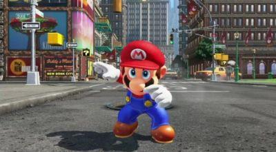Super Mario Odyssey is coming to the Switch this holiday