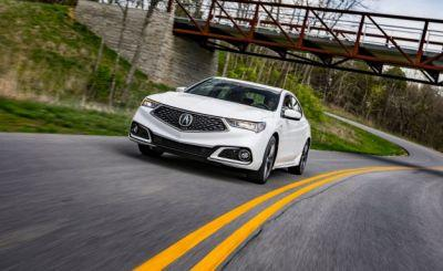 2018 Acura TLX First Drive: Despite Appearances, More Than a Nose Job