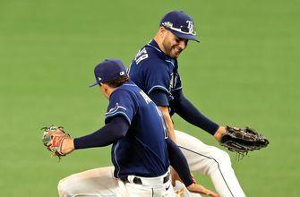 Watch Rays clinch ALDS berth after sweeping Blue Jays in AL Wild Card series