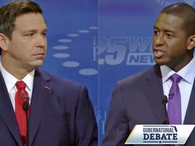 Republican Rep. Ron DeSantis defeats Democrat Andrew Gillum to become Florida's next governor