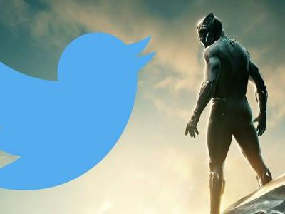 Black Panther is Most Tweeted About Movie EVER