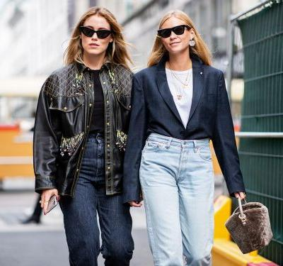 This Is the New '90s Denim Trend That's Sweeping the Internet