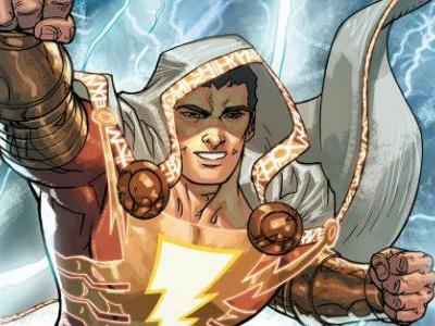 Here's What Zachary Levi Could Look Like As Shazam In The DCEU