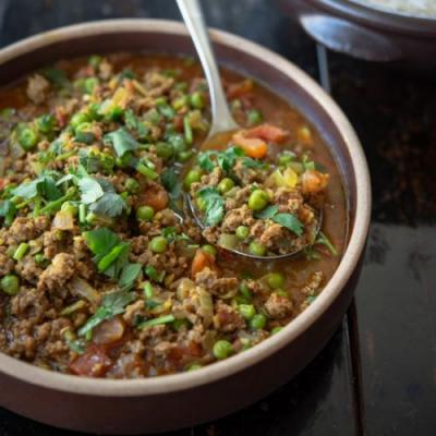 Easy Ground Beef Curry