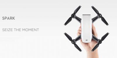 DJI's new $499 Spark drone offers gesture controls, compact design