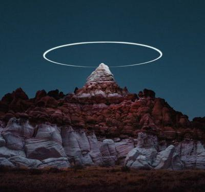 Photographer Gives Mountains Halos Using Drones and Long Exposures