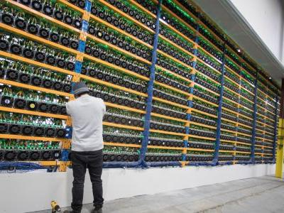 For the first time, a US city has banned cryptocurrency mining