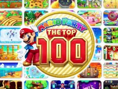 Mario Party: The Top 100 Release Date Moved Forward in Europe to December 22