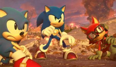 Sonic Forces Will Be Playable at Gamescom