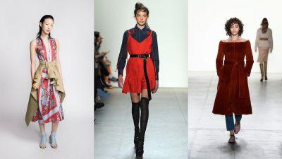 18 Looks We Loved from Day 1 of New York Fashion Week