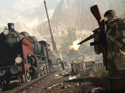 Sniper Elite 4 and GRIP Coming to Game Pass in November