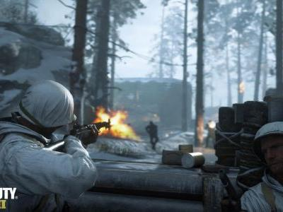 Call of Duty WW2 will run at 4K on Xbox One X