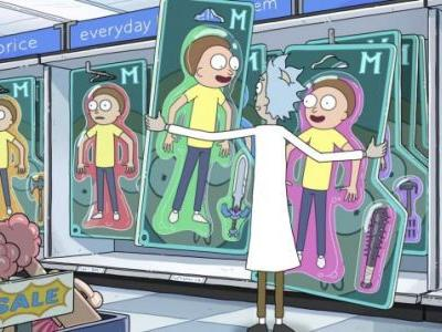 Incoming: An Ungodly Number Of New RICK AND MORTY Episodes
