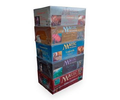Mythic Markets Offers a Chance to Own Piece of a Sealed 'Magic: The Gathering' 94 Booster Box Set