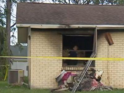 Woman sets fire to home, stabs Volusia deputy after domestic dispute, police say