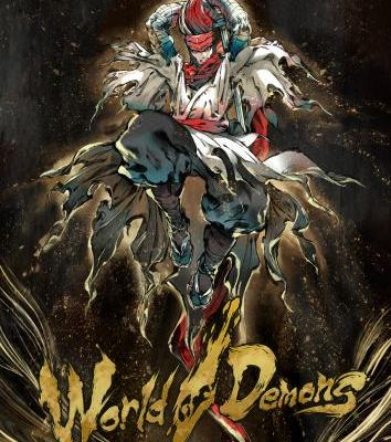 World Of Demons, DeNA And PlatinumGames Partnership, Announced For Mobile