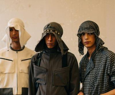 Going Backstage at Kiko Kostadinov's Sublime Spring/Summer 2019 Show