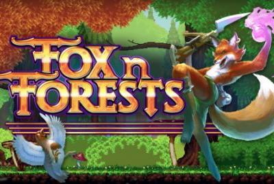 2D Action Platformer Fox n Forests Coming to PS4 This Spring