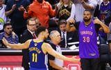Drake: If You're Reading This, It's Not Too Late to Sit Down During the NBA Finals