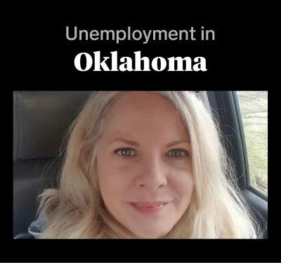 I'm a 52-year-old small business owner in Oklahoma who's been on unemployment since February. Here's how I'm getting by