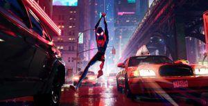 Sony launches 'Spider-Man: Into the Spider-Verse' mobile AR experience