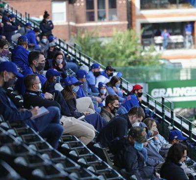 Major League Baseball Announces It Will Allow Limited Number of Fans at NLCS, World Series