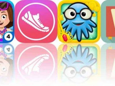 Today's Apps Gone Free: My Town: Beach Picnic, Pedometer, The Wiki Game and More