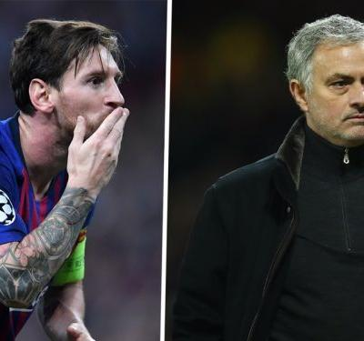 Messi, Mourinho, Madrid and the winners and losers of the Champions League knockout draw
