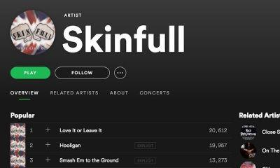 Spotify has banned white supremacist bands in the aftermath of Charlottesville