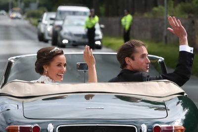 What actually went down at Pippa Middleton's royal wedding