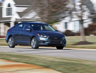 2018 Hyundai Accent Automatic Tested: More Is Less